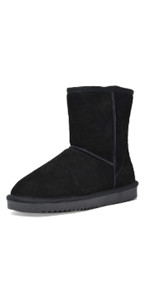 SHORTY_NEW SNOW BOOTS
