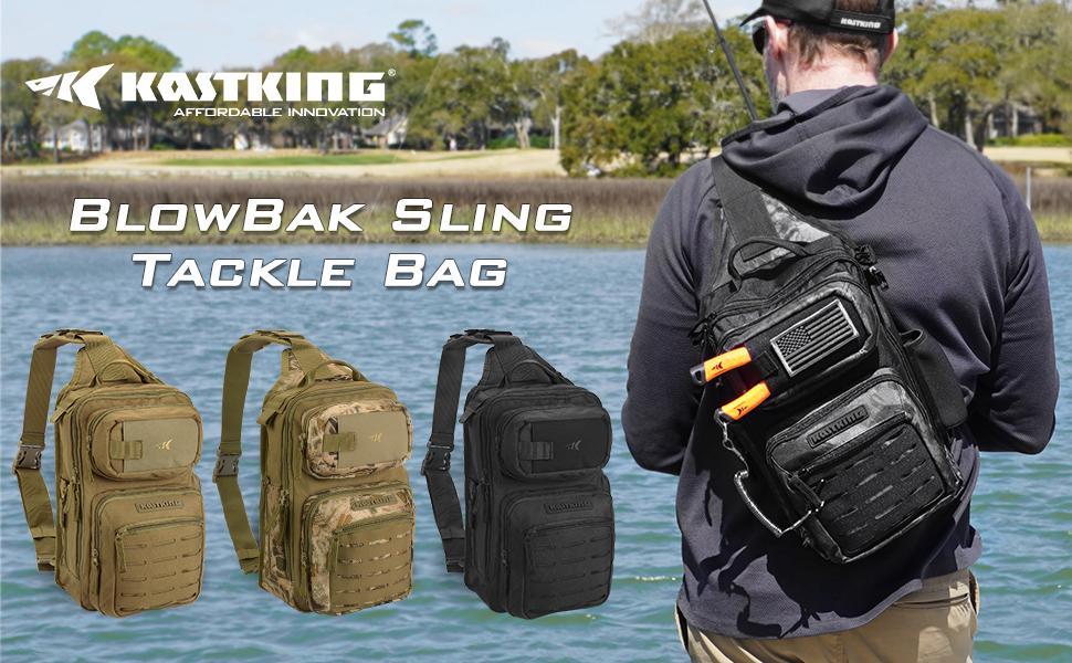 KastKing BlowBak Tactical Sling Bag