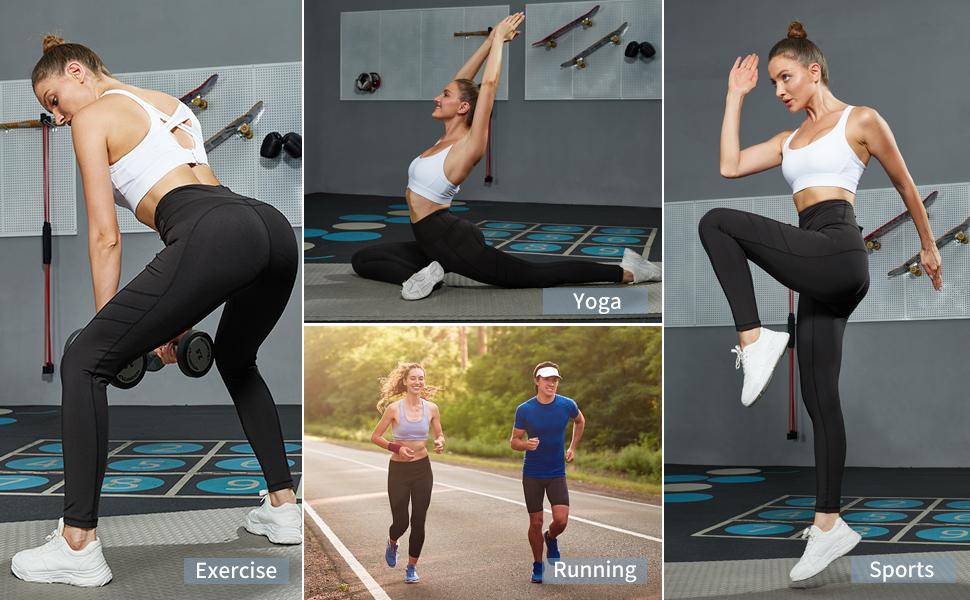 yoga pants for women,sports leggings,exercise leggings