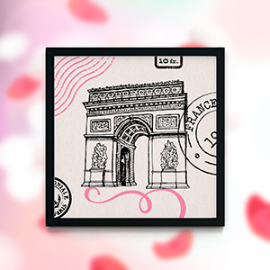 Gifts Effiel Women Pictures Home Kids Living Room Teen France Theme Stuff Table Accessories