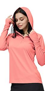 long sleeve workout shirts for women
