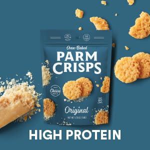 Parm Crisps Original