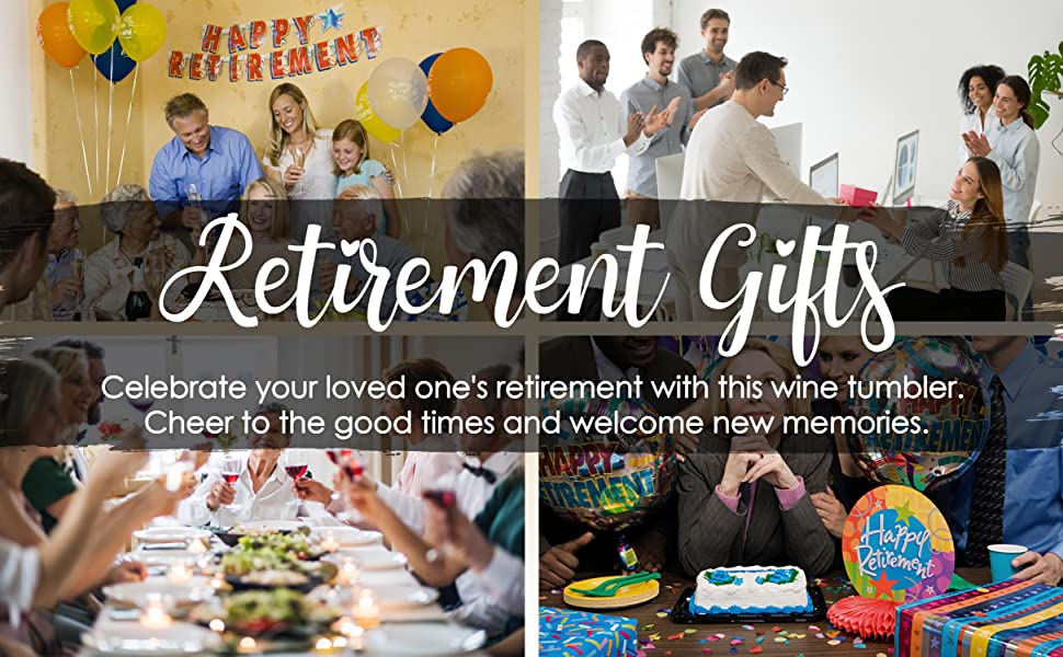 retirement gifts for women 2021