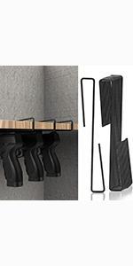 12 pack handgun hanger