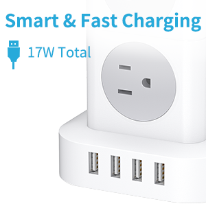 smart and fast charging