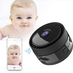 mini hidden cam indoor ommc spy dog security home surveillance 1080P merkury dvr icam Tuya smart
