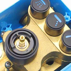 Thermostatic Brass Valve
