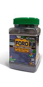 FORO Asphalt Cleaner and Hardener