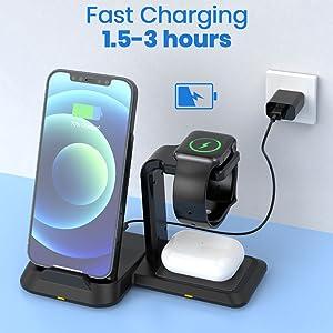 wireless charging station
