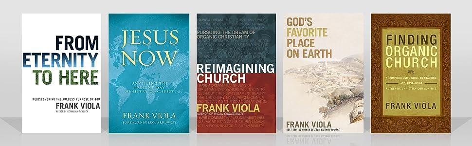 Frank Viola Books