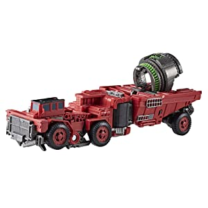 Transformers Toys Studio Series 66 Leader Class Revenge of The Fallen Constructicon Overload