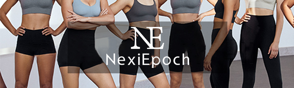 NexiEpoch women yoga shorts