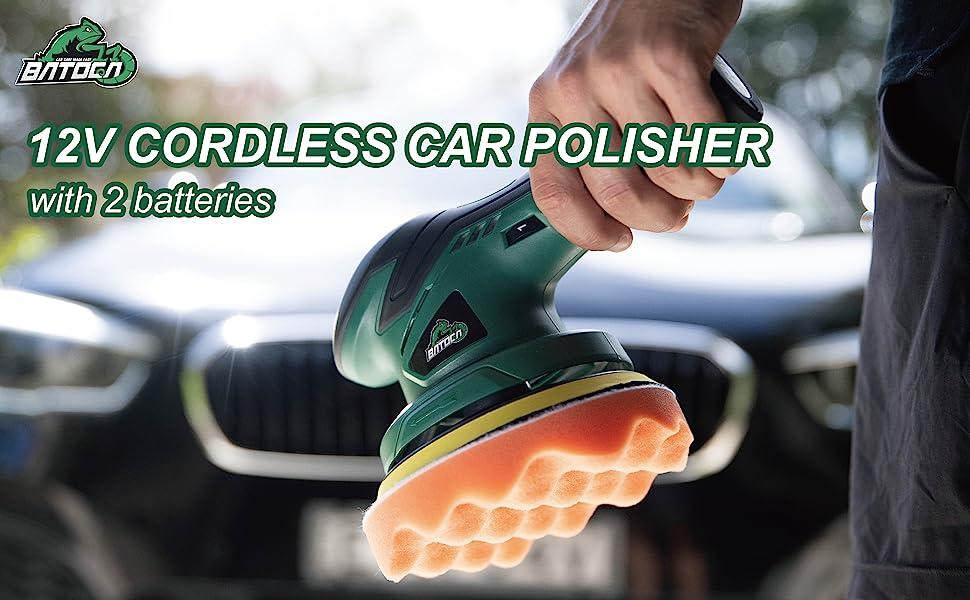 wireless polisher