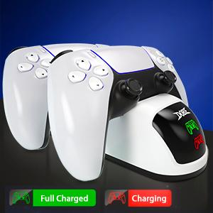 PS5 Controller Charging Dock 515