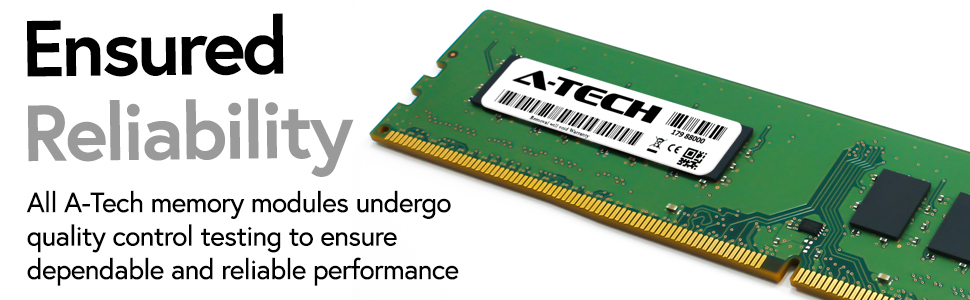 Ensured Reliability DDR4 DIMM