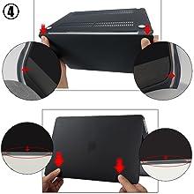 MacBook pro 13 case install step 4