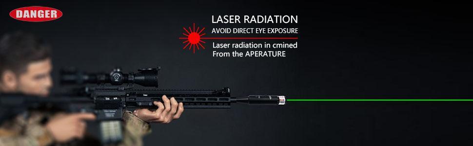 green laser bore sighter