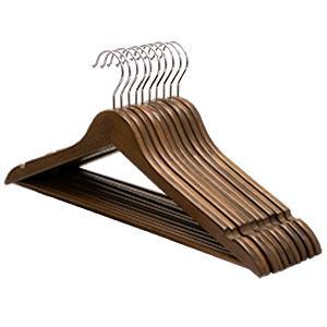 hangers wood