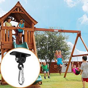 swing hangers for playground