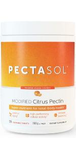 Pectasol Chewables Modified Citrus Pectin