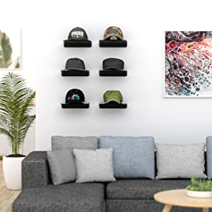 hat holder wall mounted