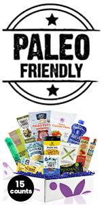 Paleo Snacks Box