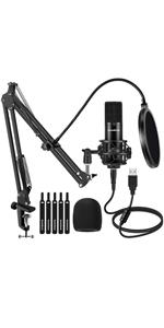 Mic stand kit