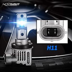 H11 led head