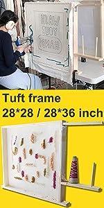 tuft frame