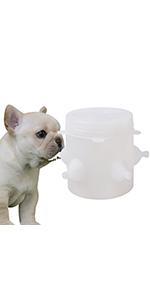 puppy feeder silicone