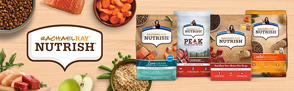 Rachael Ray Nutrish Super Premium Food for Dogs Dry Dog Food