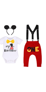 muse 1st birthday outfit mouse 1/2 birthday outfits mouse theme birthday party supply