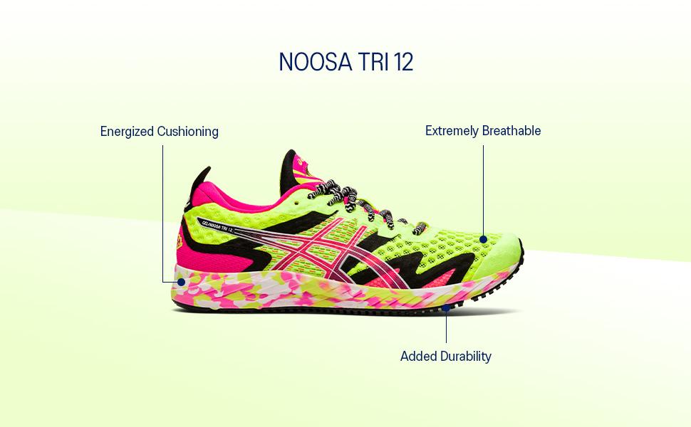 ASICS Women's Noosa Tri 12 Running Shoes