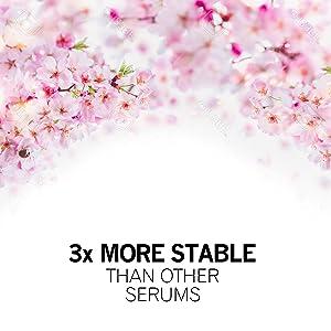 organski vitamin C serum za lice s hijaluronskom kiselinom kolagen retinol menopauza 60 ml vegan prirodno