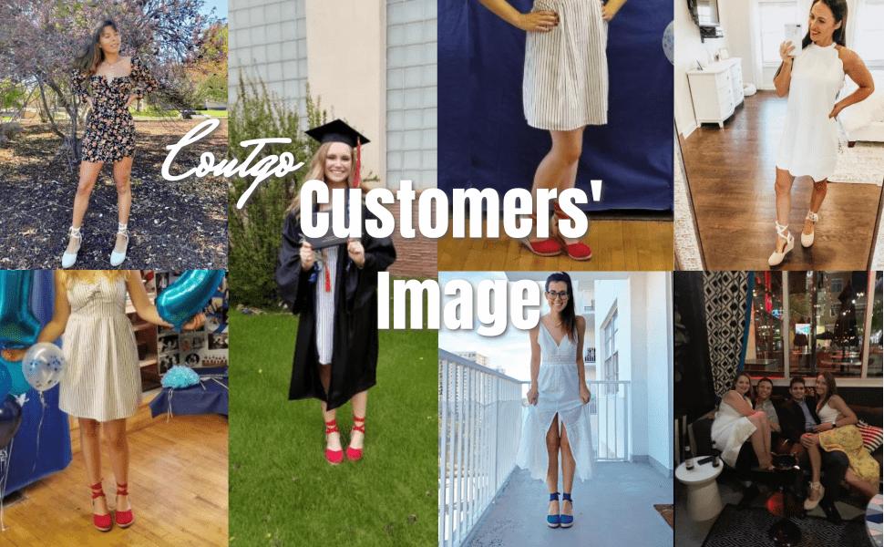 customers' image
