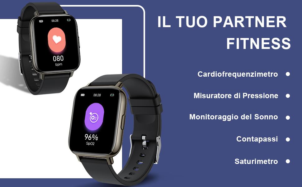 Orologio Fitness Tracker