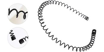 Metal Hair Hoop