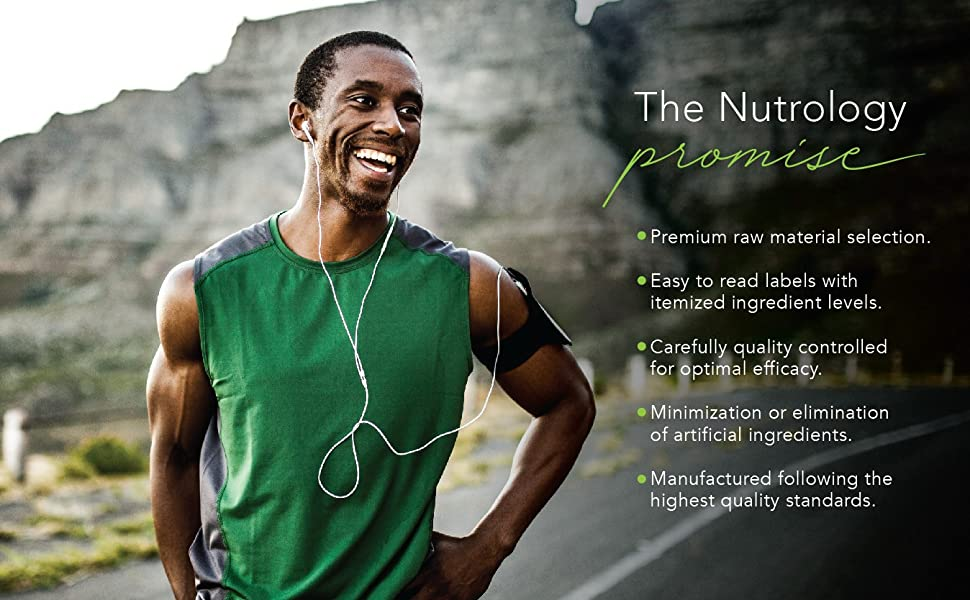 The Nutrology Promise