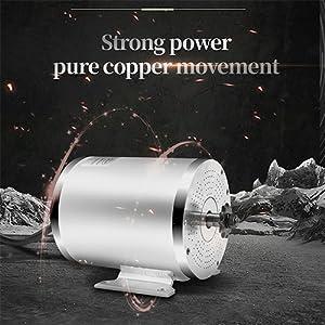 Powerful Brushless DC MID Motor