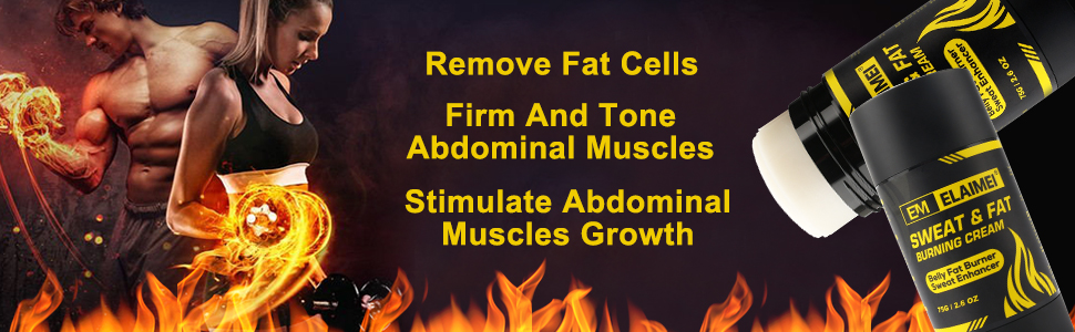 Weight Loss and Fat Burning Cream for Belly for Women and Men