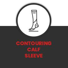 Contouring calf sleeve
