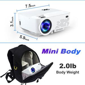 mini wifi projector