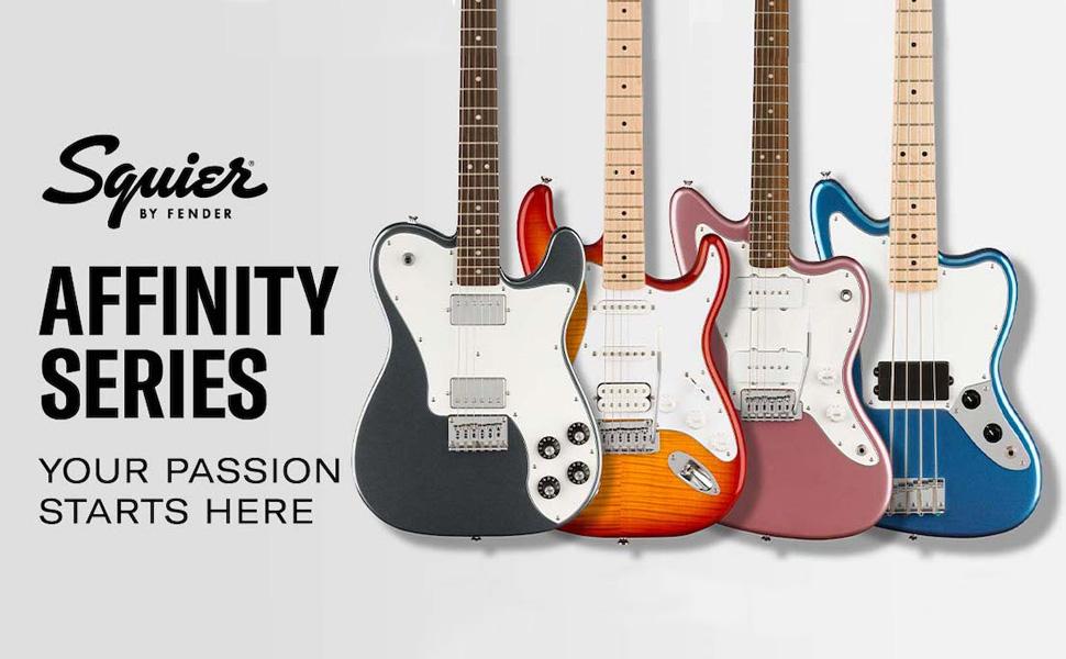 Squier Affinity Series