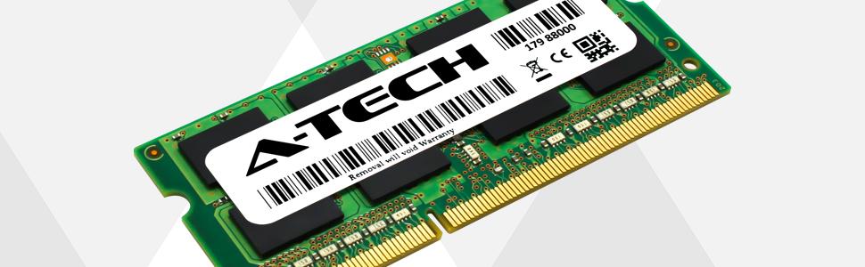 DDR3 DDR3L SODIMM 204-PIN RAM Memory Module