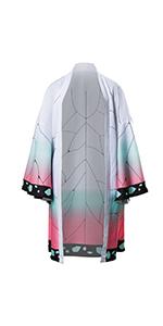 Kochou Shinobu cosplay kimono costume