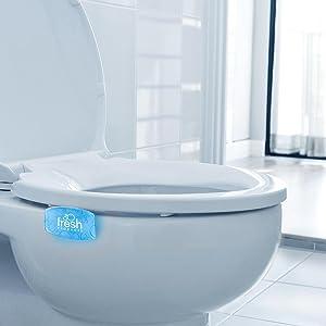 Toilet Bowl Clip, Bowl Clip, Fresh, Fresh Products, Eco, Eco Clip, Clip, Bowl Freshener