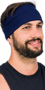 men headband sports sweatband