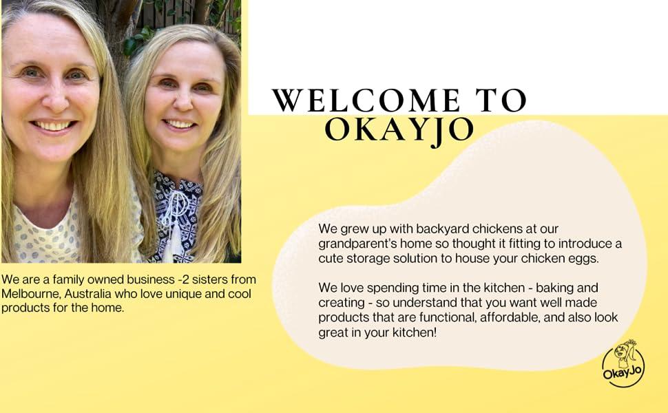 Welcome to OkayJo produts