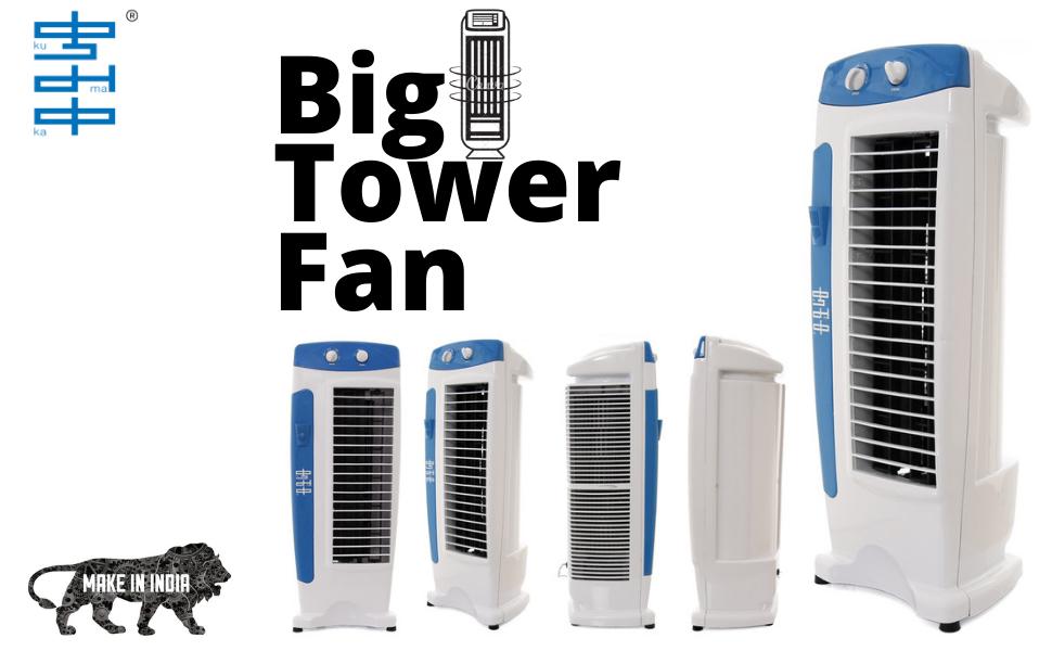 Kumaka Tower Fan