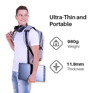 Ultra-Thin and Portable